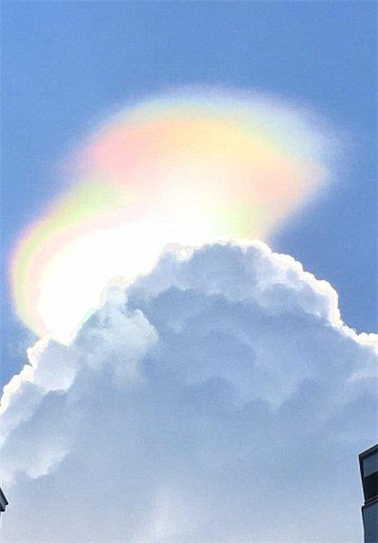 اخبار,اخبارگوناگون,پدیدهای عجیب در آسمان سنگاپور