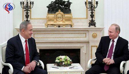واکنش پوتین به ادعاهای واهی نتانیاهوعلیه ایران