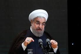 روحانی در اهواز: با ملت ایران تعارفی ندارم و 2 پهلو حرف نمیزنم/ به جای مچ گیری دست یکدیگر را بگیریم