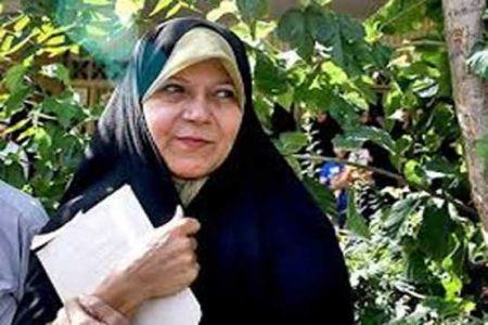 6 ماه زندان برای فائزه هاشمی به اتهام نشر اکاذیب درخصوص حسابهای قوه قضاییه