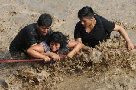 سیل در پرو با حداقل ۶۲ کشته | ۱۲ هزار نفر بیخانمان شدند