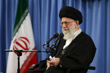 رهبر معظم انقلاب : همه جریانهای اسلامی و ملی، موظفند در خدمت آرمان فلسطین قرار گیرند