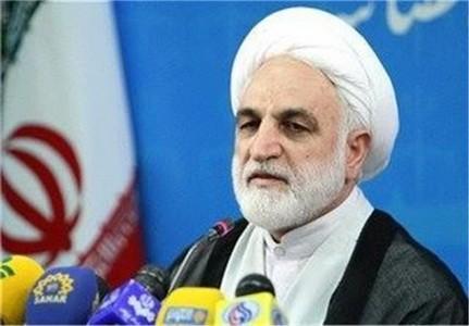 محسنی اژه ای: حکم اعدام بابک زنجانی نقض نمی شود