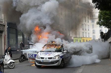 عکسهای جالب,تصاویر دیدنی،تظاهرات علیه خشونت پلیس