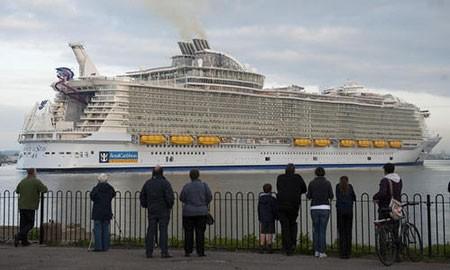 تصاویر دیدنی,تصاویر جالب,بزرگ ترین کشتی