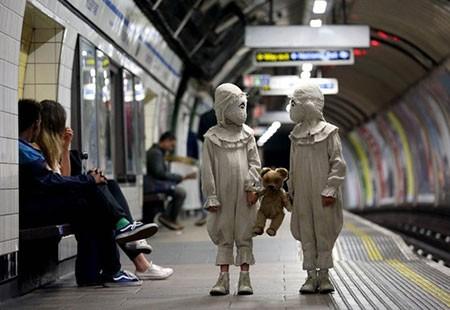 عکسهای جالب,تصاویر دیدنی,مترو