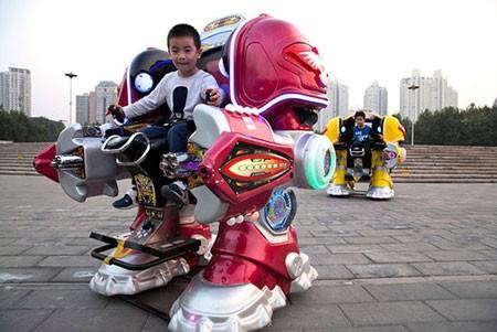 عکسهای جالب,تصاویر دیدنی,ماشین روبات