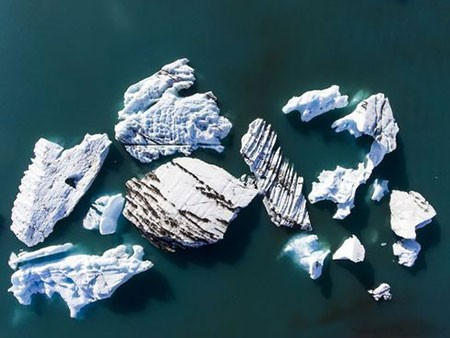 تصاویر دیدنی,تصاویر جالب,کوه یخی