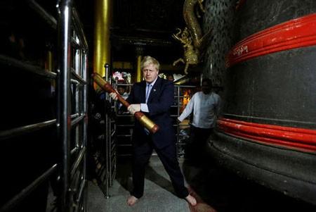 تصاویر دیدنی,تصاویر جالب,وزیر امور خارجه انگلیس