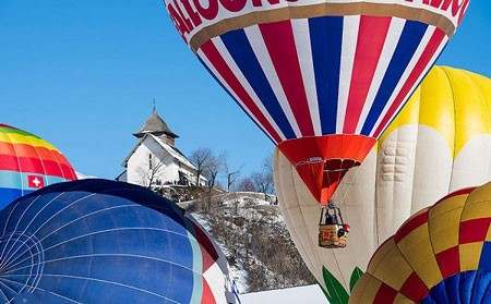 عکسهای جالب,تصاویر دیدنی,جشنواره بین المللی بالون