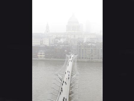 عکسهای جالب,عکسهای جذاب,هوای مه آلود