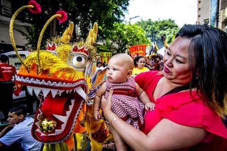 عکسهای جالب,عکسهای جذاب,سال نو چینی