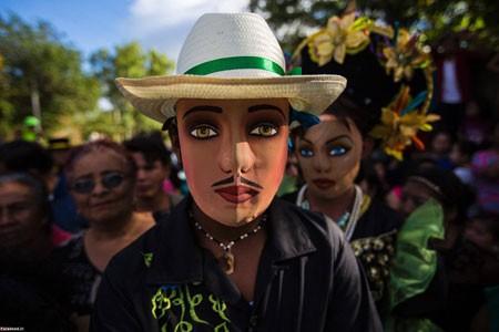 عکسهای جالب,تصاویر جالب,جشن سنتی