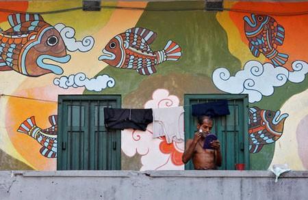 عکسهای جالب,تصاویر جالب,کلکته هند