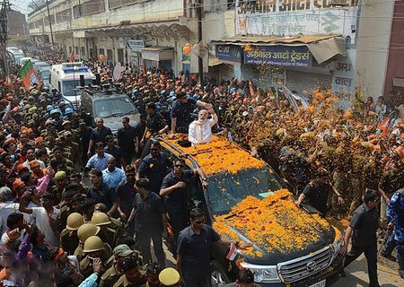 عکسهای جالب,تصاویر جالب,نخست وزیر هند