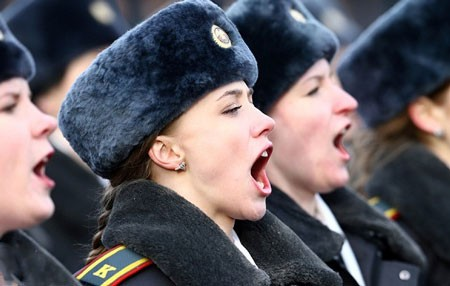 عکسهای جالب,تصاویر جالب, زنان پلیس