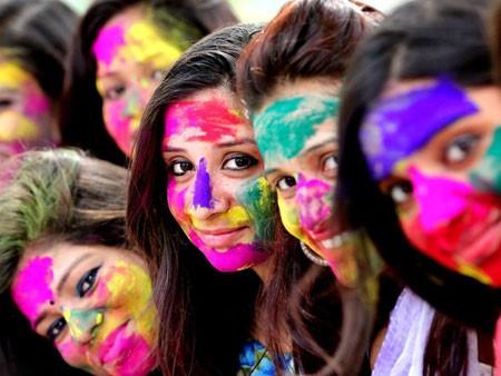 عکسهای جالب,عکسهای جذاب,جشن رنگها