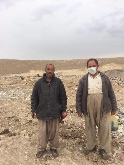 کشف یک کیلو طلا دفن شده زیر 85 تن زباله در بوکان