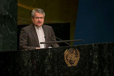 نماینده ایران در سازمان ملل: پیام نوروز مقابله با افراطیگری، تاریکی، تخاصم و تخریب است