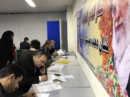 جدول حضور افراد شناخته شده/ثبتنام اولین شهردار زن تهران، معاون بقایی، خواننده پاپ و یک آقازاده در انتخابات شورای شهر