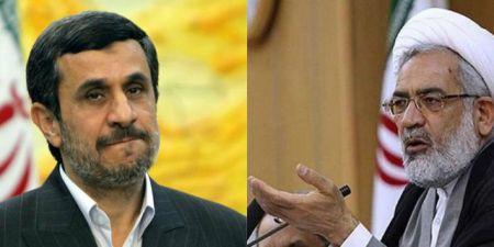 احمدینژاد از رئیس دادگاه ویژه روحانیت شکایت کرد
