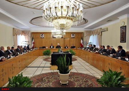 نظر اعضای کابینه درباره ادامه همکاری با دولت آینده روحانی