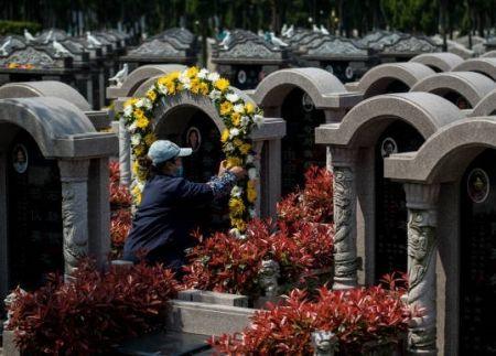 اخبارگوناگون ,خبرهای  گوناگون,روز پاکسازی قبور در چین