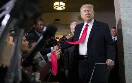 اخباربین الملل ,خبرهای  بین الملل ,ترامپ و کراواتهای بلندش