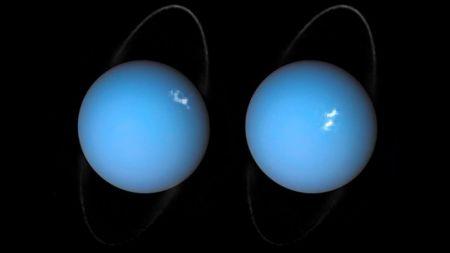 اخبار علمی ,خبرهای  علمی, شفق جدید اورانوس