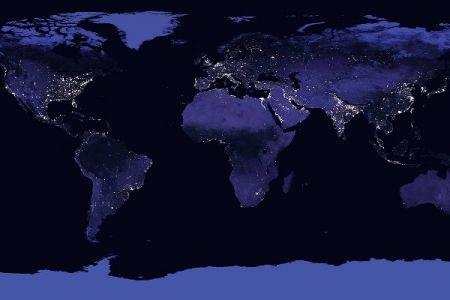 اخبارعلمی,خبرهای  علمی ,واضح ترین نقشه زمین