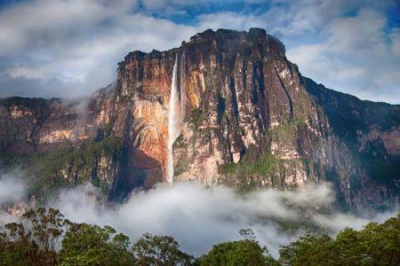 اخبار,اخبار گوناگون,زیباترین و شگفت انگیزترین آبشارهای جهان