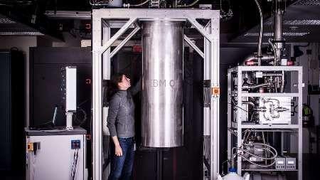 رونمایی از پردازنده کوانتومی آی بی ام