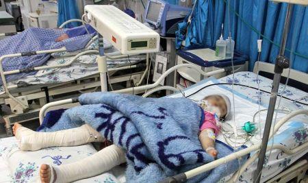 مرگ مغزی رقیه ۵ساله در پی کودک آزاری ناپدری