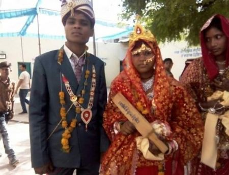اخبار گوناگون,خبرهای  گوناگون,سلاح عروسهای هندی