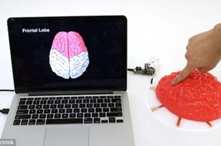 اخبارعلمی ,خبرهای علمی ,ساخت صفحه لمسی با اسپری رنگ