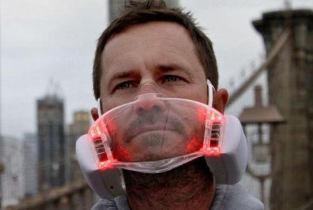 اخبارعلمی ,خبرهای   علمی,ماسک هوشمند آلودگی هوا