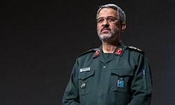 پیام تبریک فرمانده بسیج به روحانی: دههامیلیون بسیجی آماده کمک برای رفع مشکلات کشور