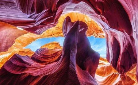 نگاهی به چشماندازهای طبیعی یک قاره زیبا؛ غیرواقعی اما واقعی!/تصاویر