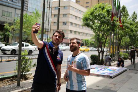 اخبار ورزشی ,خبرهای  ورزشی ,شباهت عجیب و غریب یک ایرانی به مسی