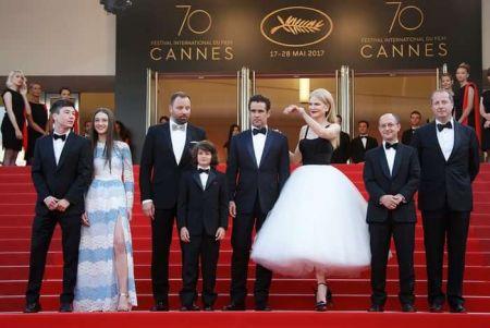 اخبار,اخبار فرهنگی وهنری, تصاویر جشنواره فیلم کن ۲۰۱۷ و جشن هفتادمین سالگرد؛ روز پنجم، ششم و هفتم