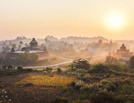 شهر باستانی فراموش شده مراوک یو