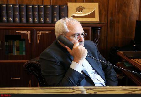 گفتوگوی تلفنی وزیر امور خارجه اندونزی با ظریف در مورد حوادث تروریستی تهران