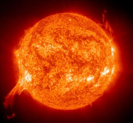 اخبار گوناگون,خبرهای  گوناگون , تصاویر خارقالعاده از  خورشید