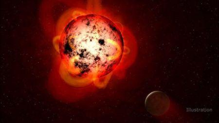 اخبارعلمی,خبرهای علمی, ستارههای کوتوله سرخ