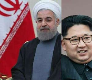 پیام تبریک رهبر کره شمالی به «روحانی»