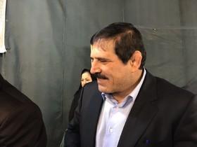 علیرضا دبیر و عباس جدیدی آشتی کردند/ عکس
