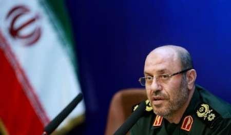 وزیر دفاع: حمله موشکی اخیر بخش کوچکی از واکنش ایران به اقدام تروریستی داعش و حامیانش است