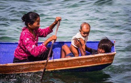 اخبار,اخبار گوناگون,مردمی که روی اقیانوس زندگی میکنند