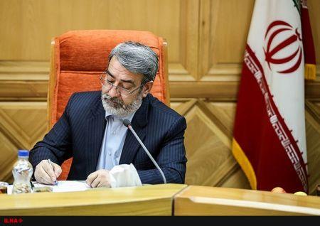 دستور وزیر کشور به سردار ذوالفقاری برای پیگیری توهین به رییسجمهور و معرفی خاطیان به مرجع قضایی