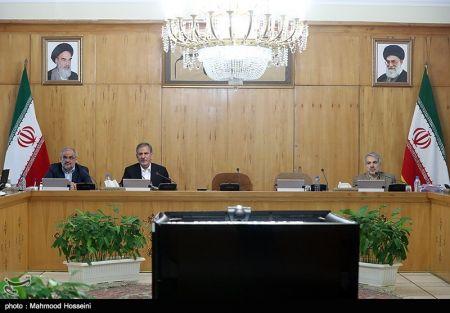 در جلسه امروز هیات دولت در غیاب روحانی چه گذشت؟